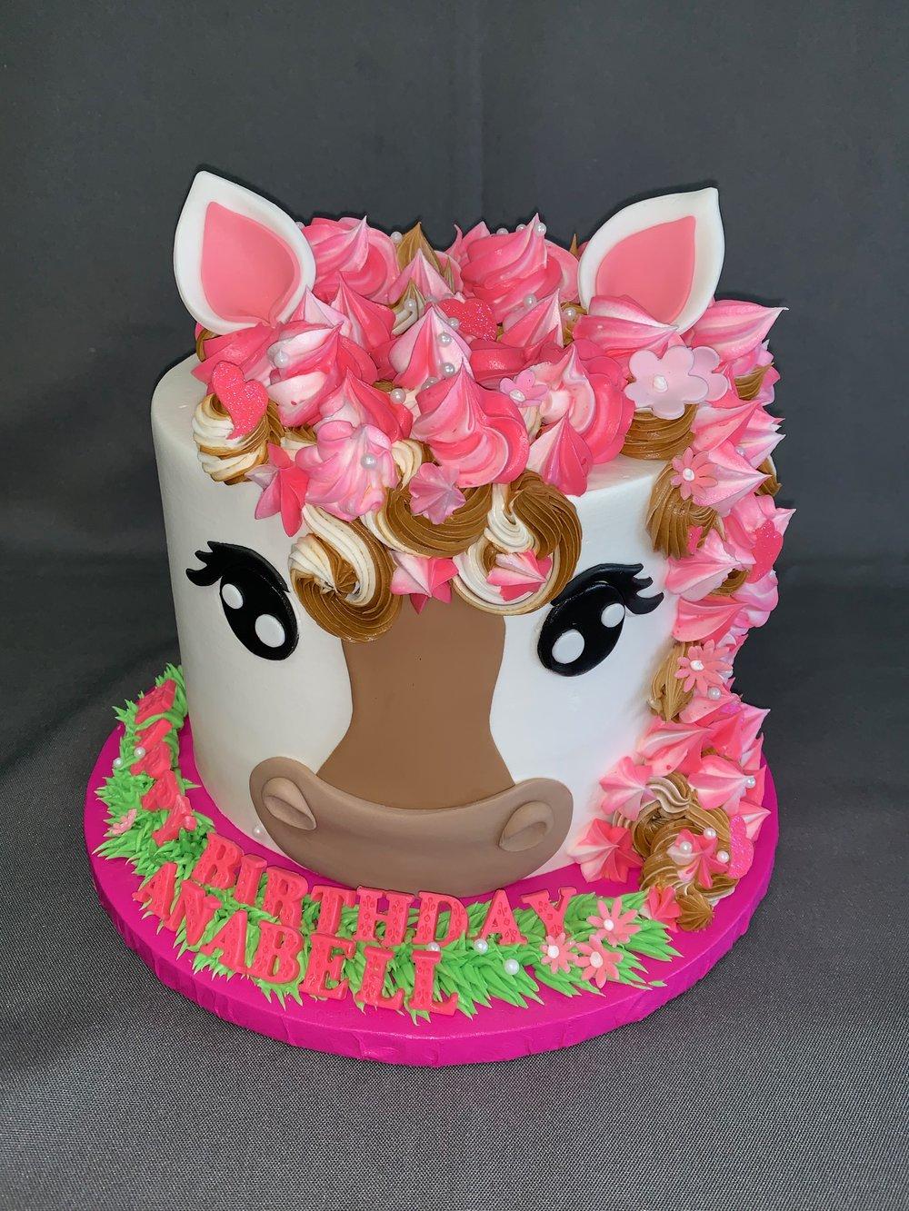 Baby Horse Cake NJ