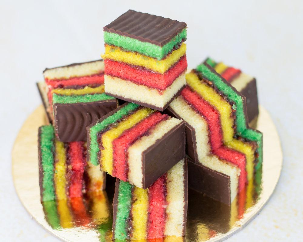 Rainbow Raspberry Cookies New Jersey