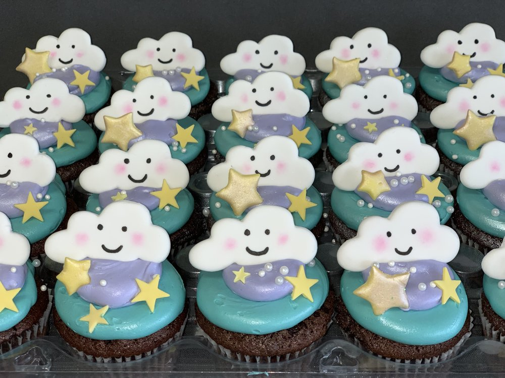 Baby Shower Cupcakes New Jersey