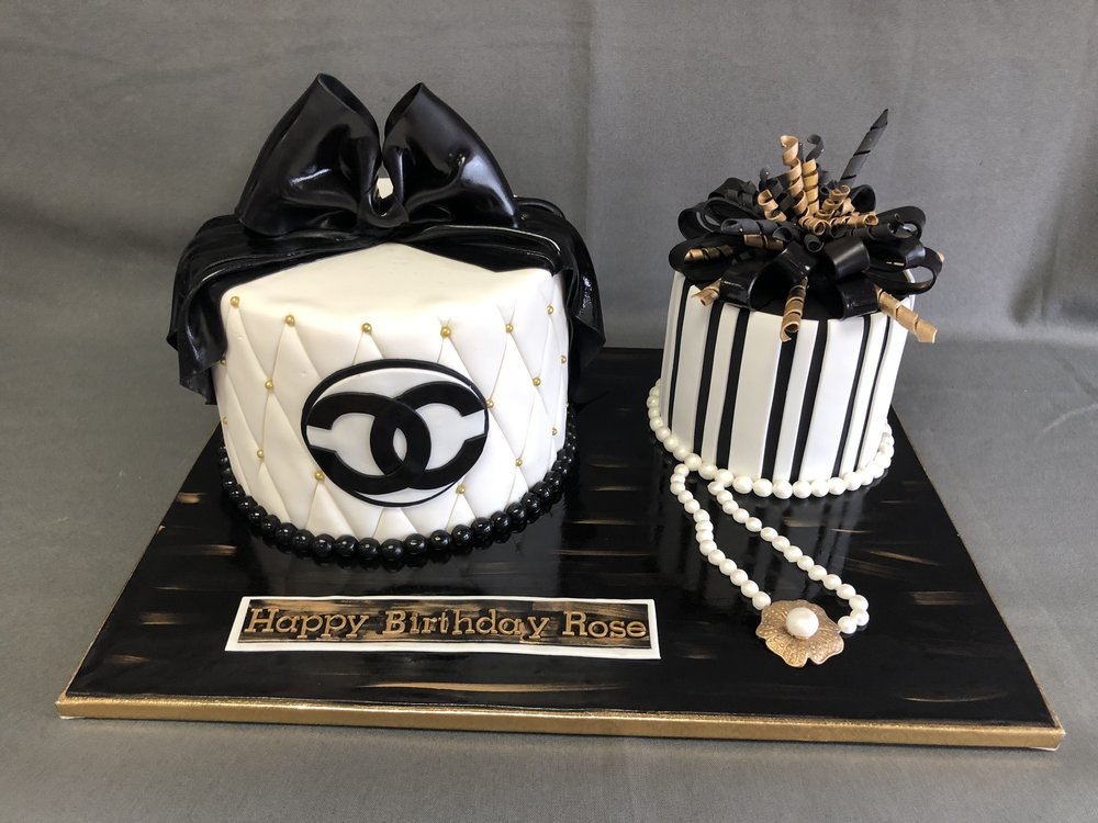 Coco Chanel Birthday cake New Jersey