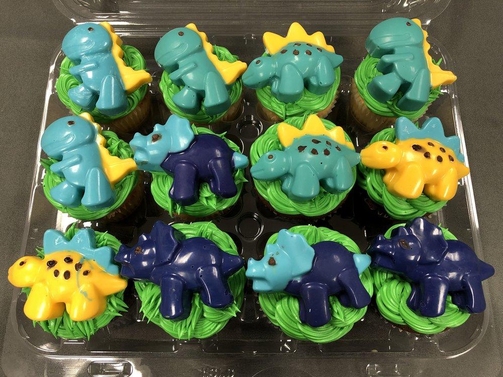 dinosaur-cupcakes New Jersey
