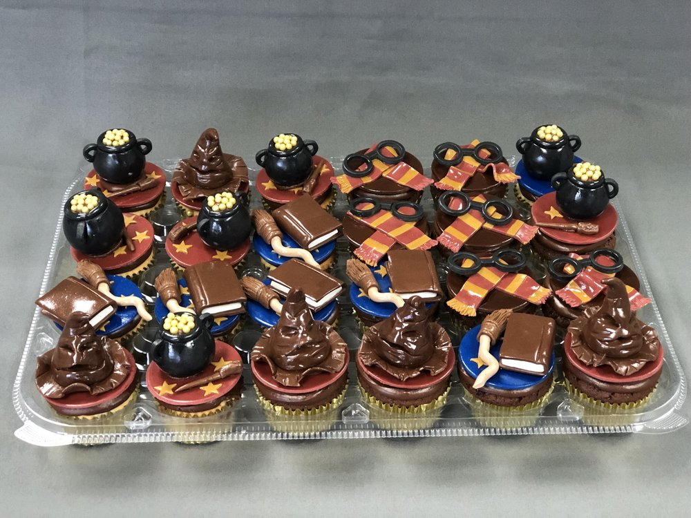 harry-potter-cupcakes New Jersey