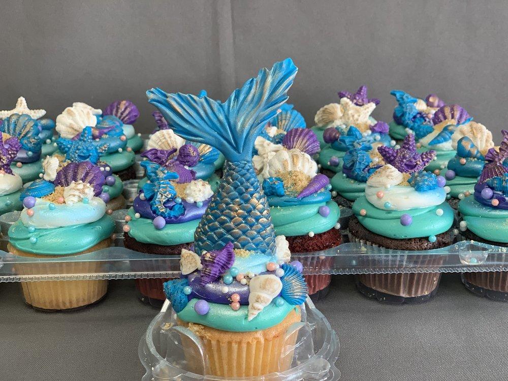 Mermaid Cupcakes New Jersey