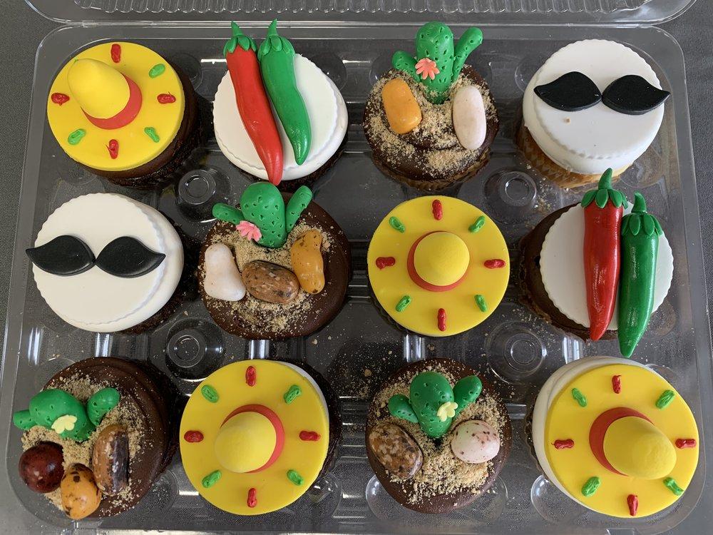 NJ Cinco De Mayo Cupcakes