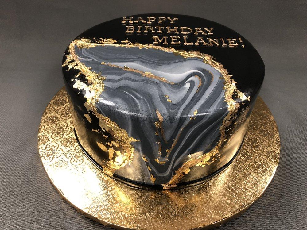 Geode Birthday Cake New Jersey