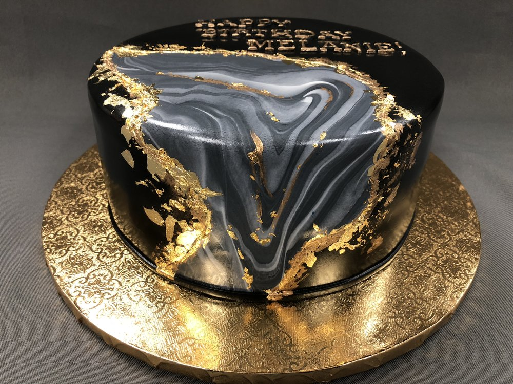 Geode Birthday Cake New Jersey