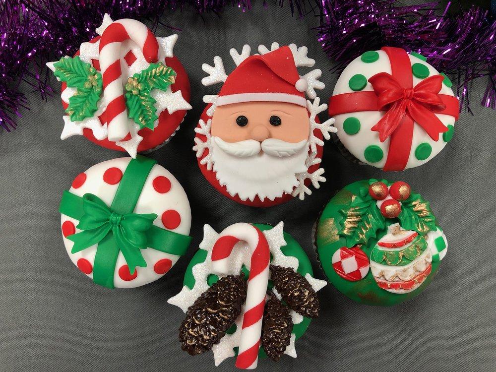 Best Christmas Cupcakes NJ