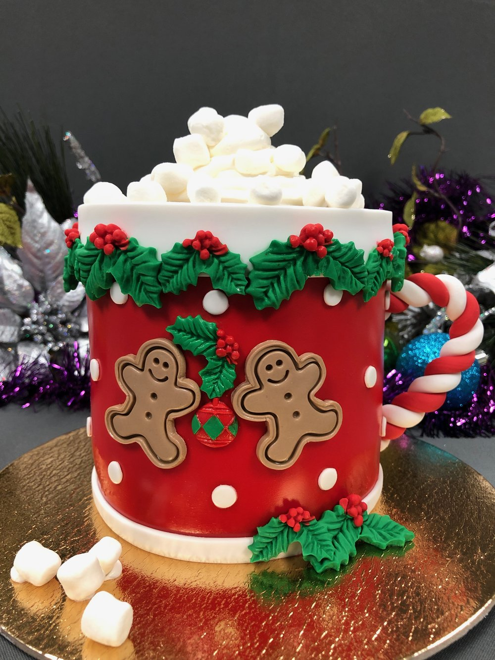 Best Christmas Cup Cake