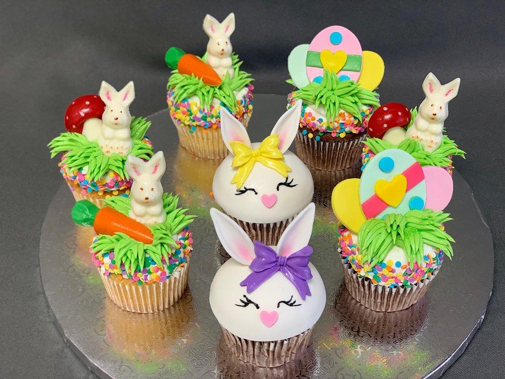 Best Easter Cupcakes NJ