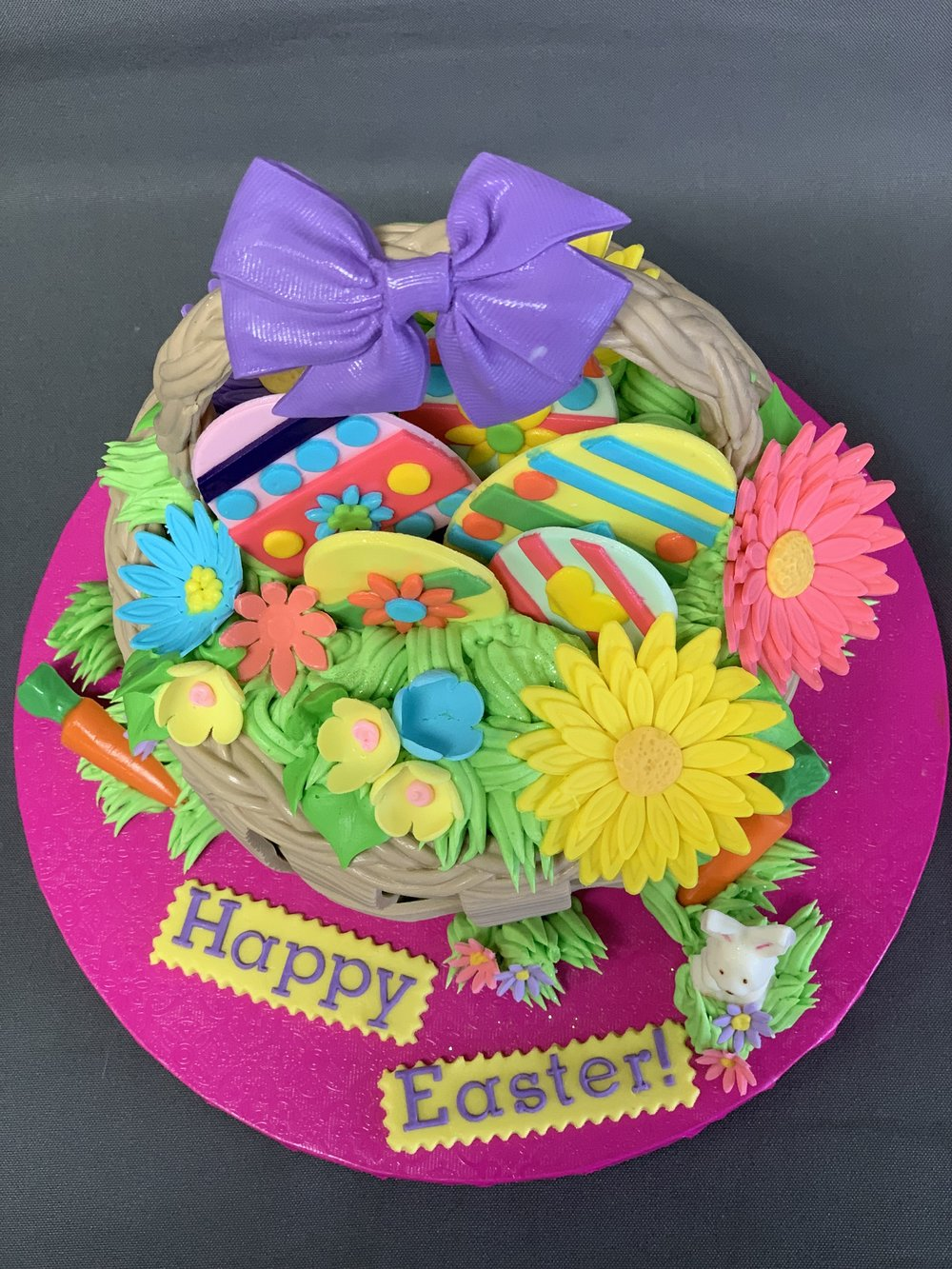 Best Easter Basket Cake NJ