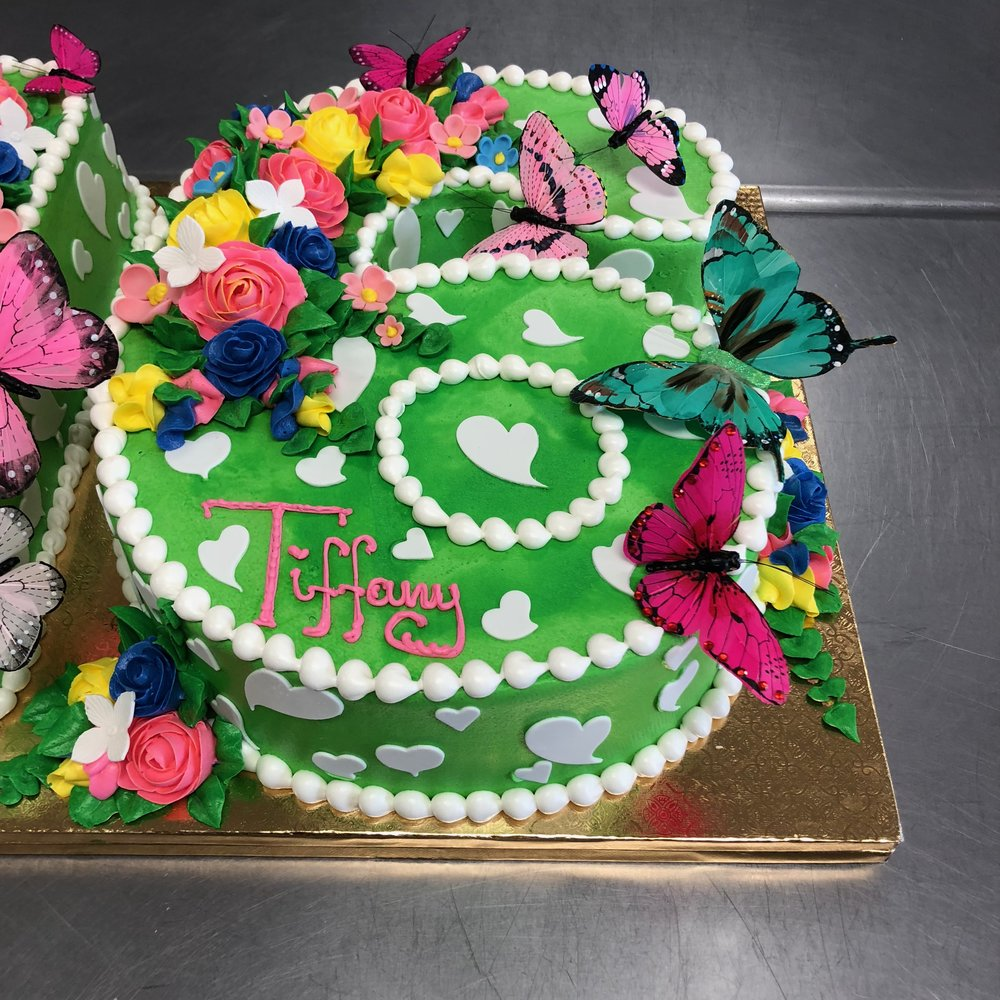 Best Sweet 16 Cake NJ