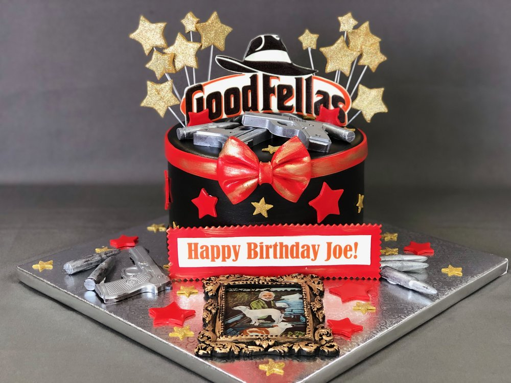 Good Fellas Birthday Cake New Jersey