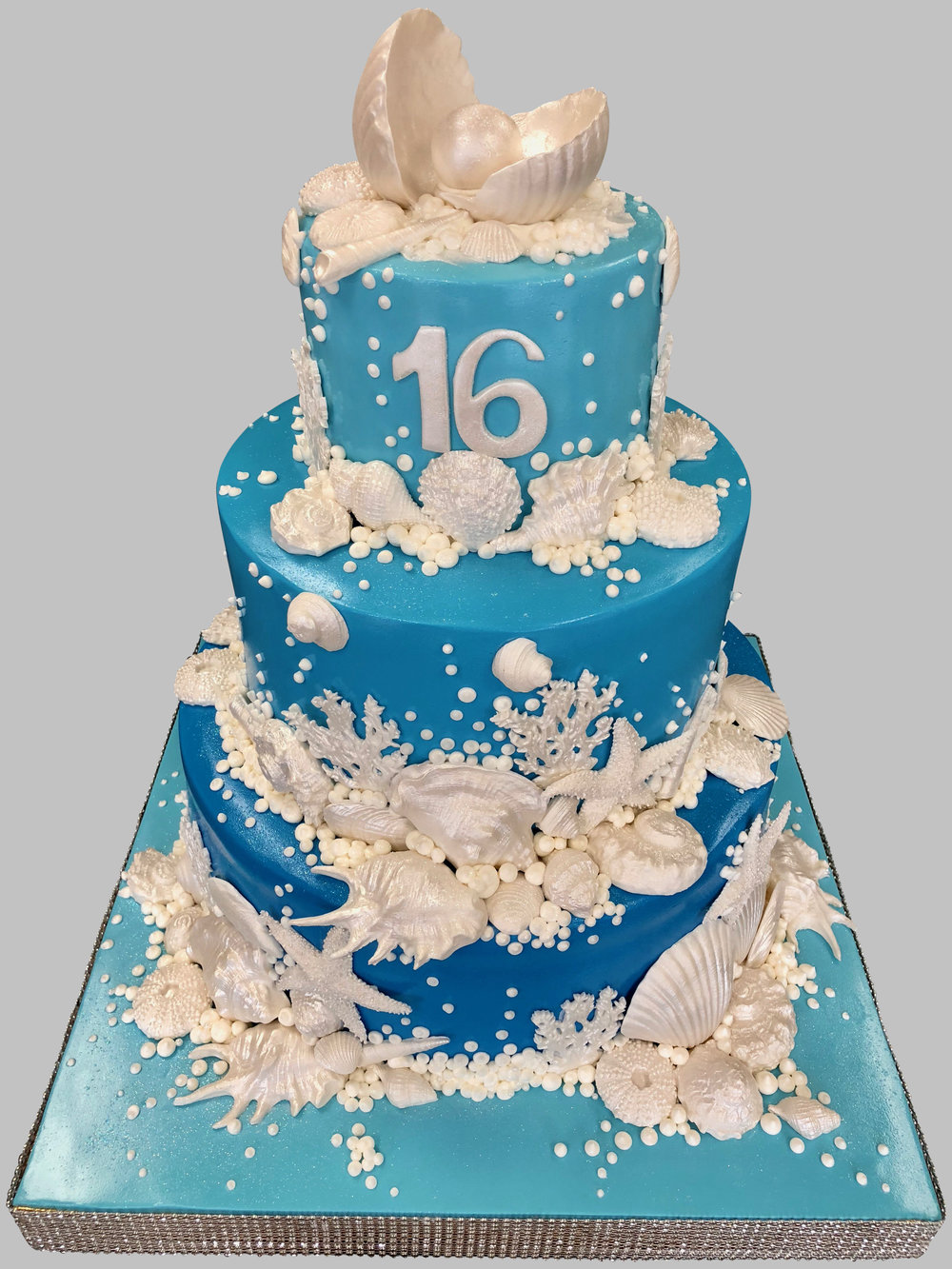 Sweet 16 Cake New Jersey