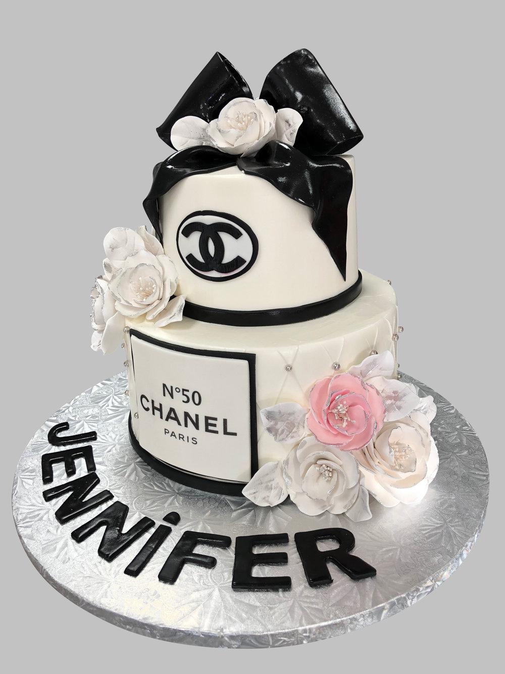 Chanel Birthday Cake New Jersey