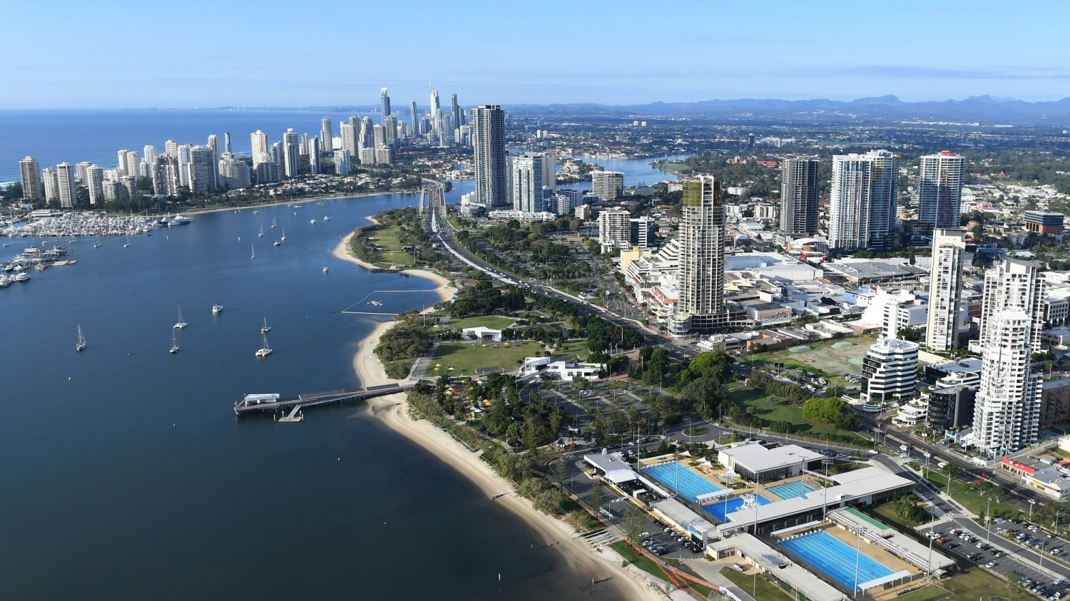 THE GOLD COAST PROPERTY MARKET HAS OUTPERFORMED EVERY OTHER REGION IN QUEENSLAND    Ellen Lutton, News Editor, Domain, December 17, 2017    It's the vibe: With or without the Commonwealth Games, the Gold Coast is flourishing…    READ ARTICLE   Domain.com.au
