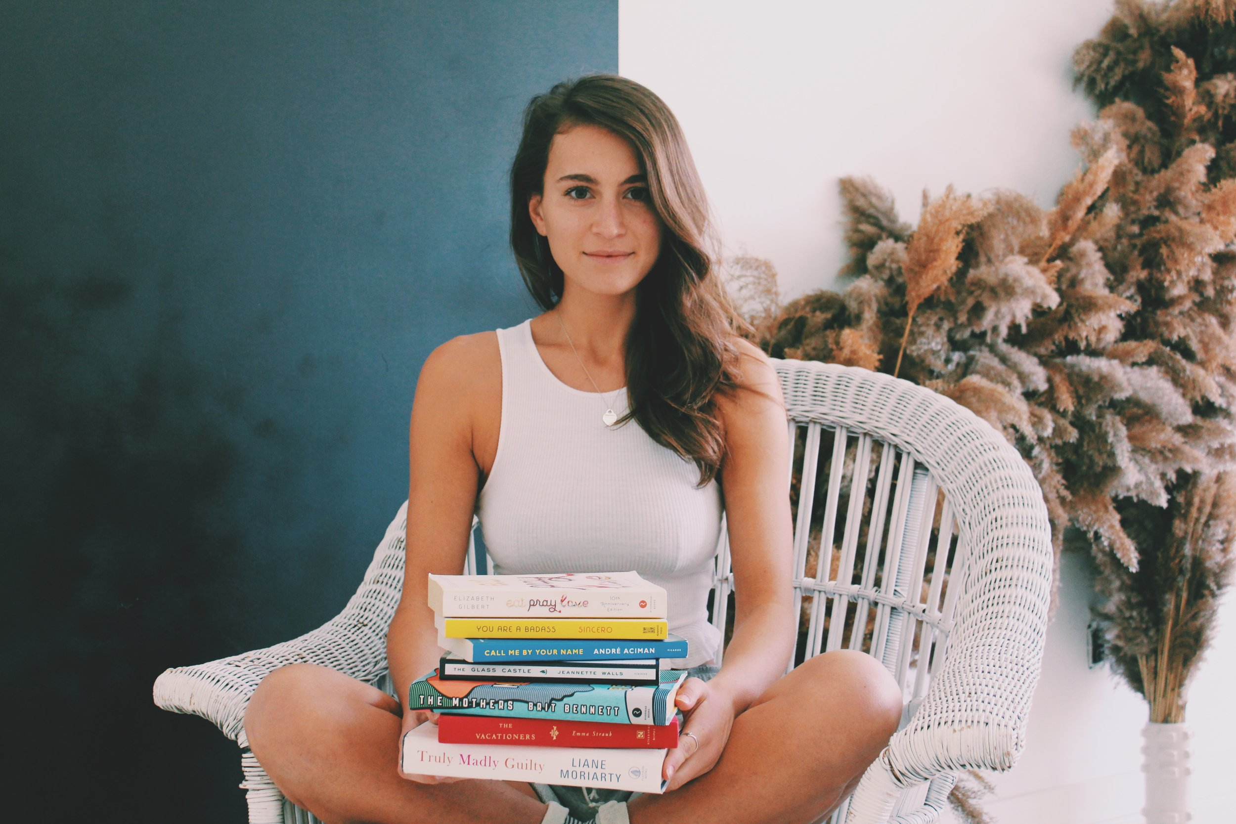 Nicole Book Recommendations
