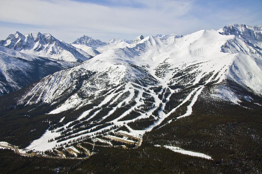 Marmot Basin Ski Resort