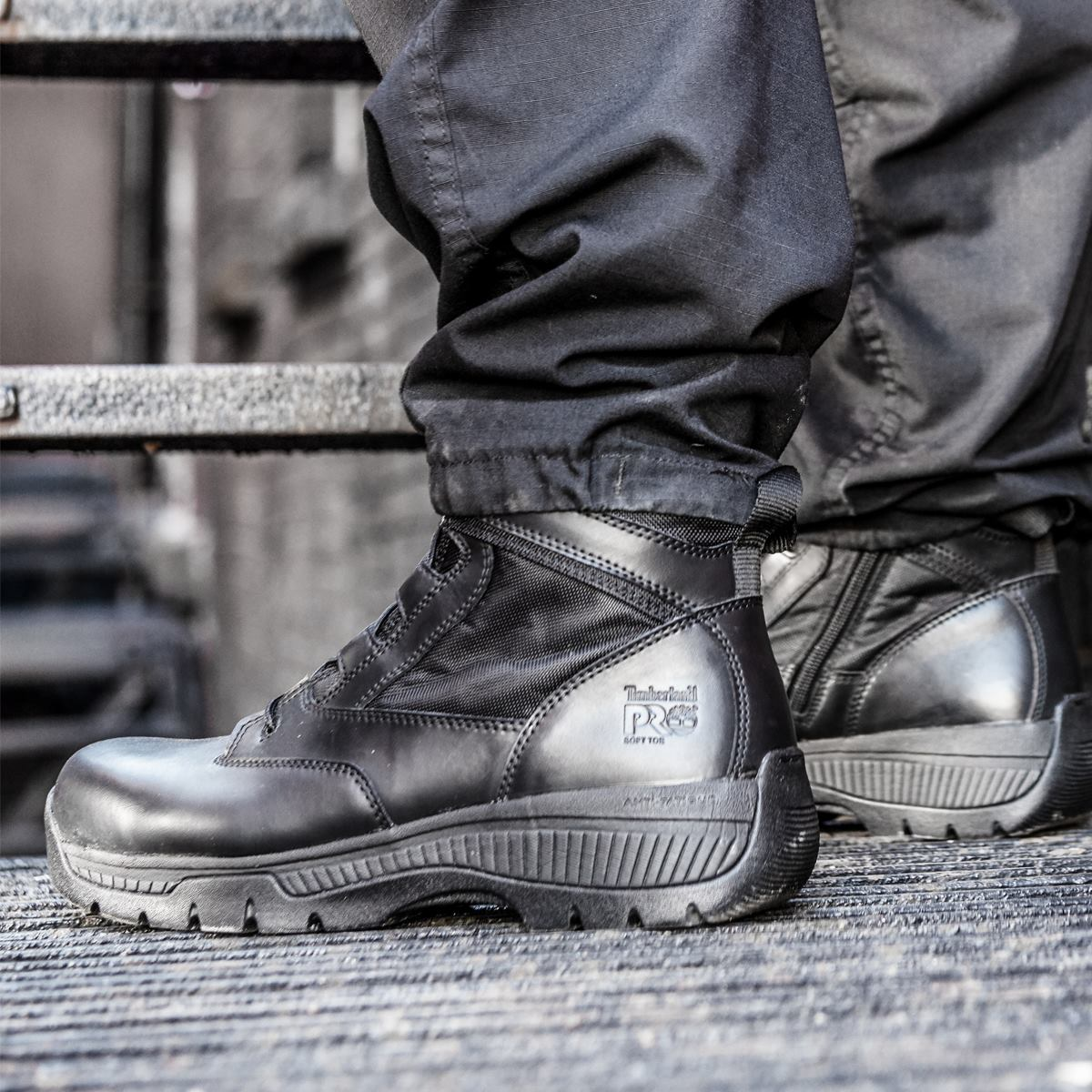 Timberland Pro Valor Tactical Boots