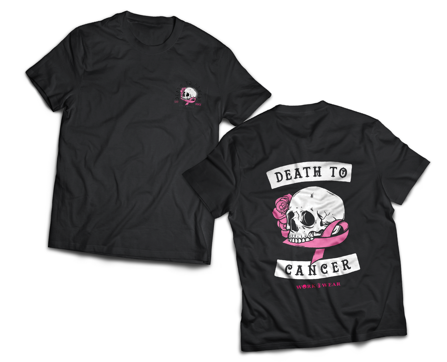 Death to Cancer Shirts - $24.99
