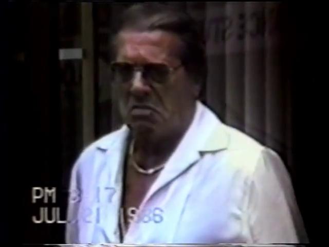 Fearsome Colombo gangster Greg Scarpa.