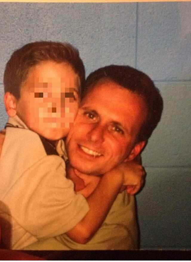 Joey Amato in prison