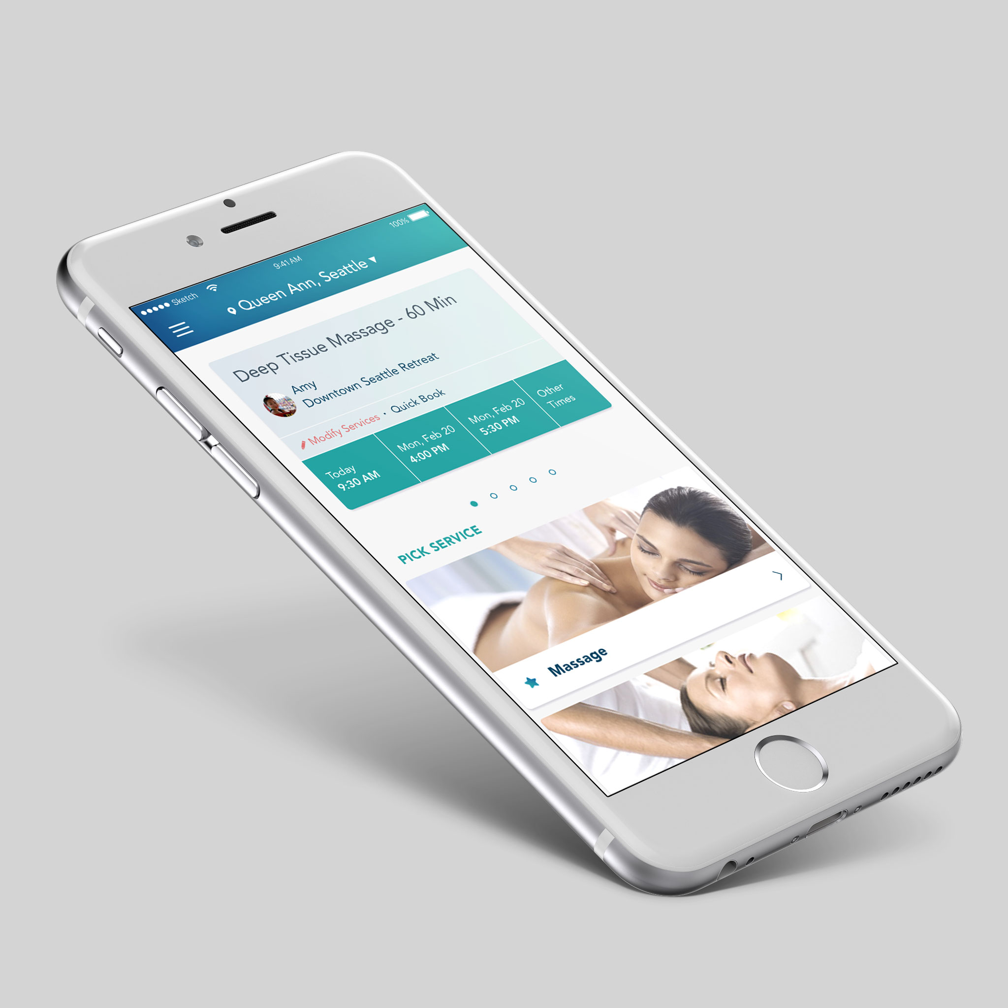 If you are a member, enjoy the experience of this convenience by downloading this app from the AppStore.Or view the demo video here. -