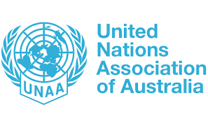 UNAA United Nations Association of Australia Logo