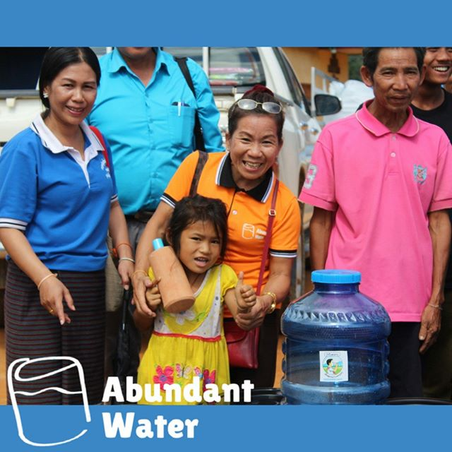 At Abundant Water, we like to keep busy, and are proud to update you on a project that we can't stop smiling about! ☺️☺️Thanks to the Australian Embassy in Laos we're able to keep putting our philosophy into action: practical solutions for the common good. 💦💦 Over the next year it is anticipated that Abundant Water will be able to provide a clean water supply to 52 villages as well as livelihood training to 18 people in Vientiane and Oudomxay provinces. Read more about it by clicking on the link in our bio! 👆🏻🎉 #abundantwater #laos #cleanwaterforall #australianembassylaos