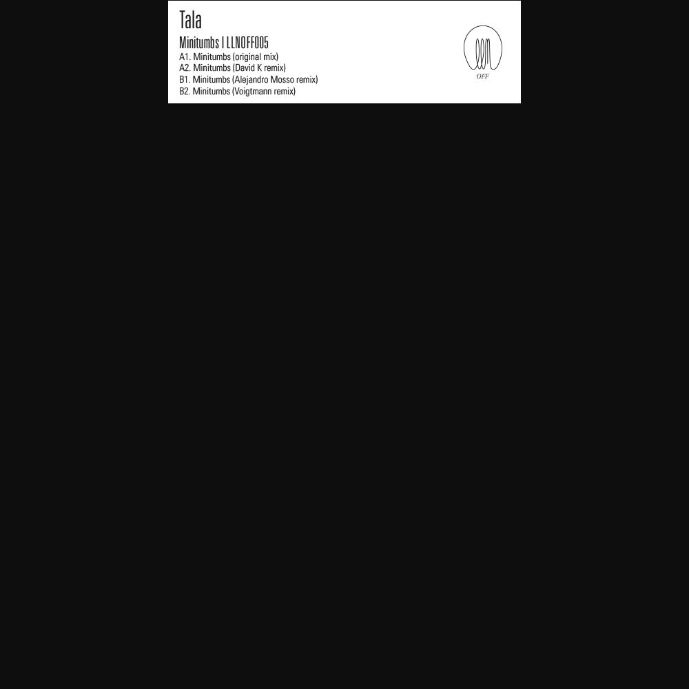 LLNOFF005: Tala — Minitumbs EP