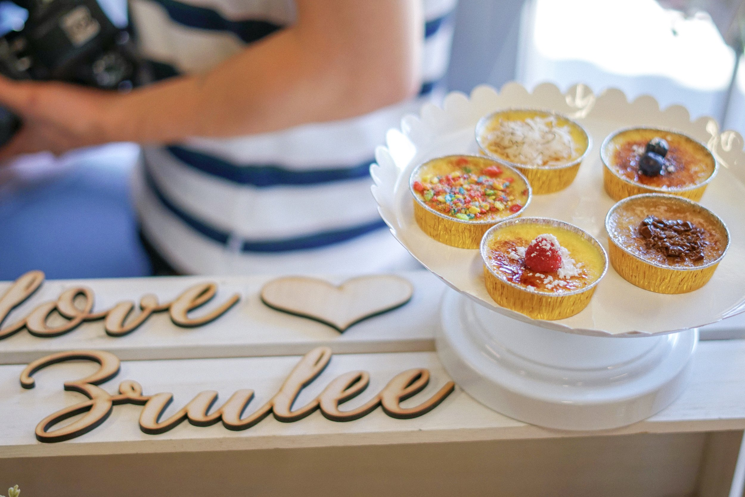 I Love Brulee by @_foodsie