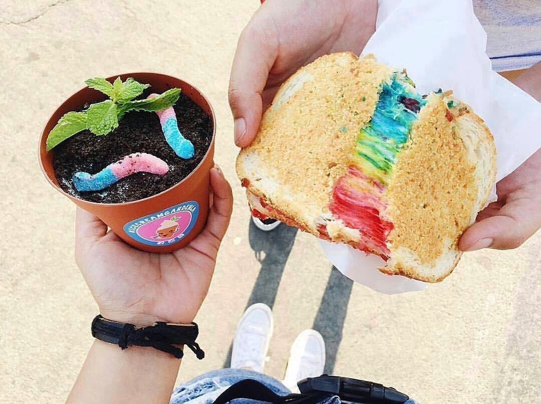 Ice Cream Garden