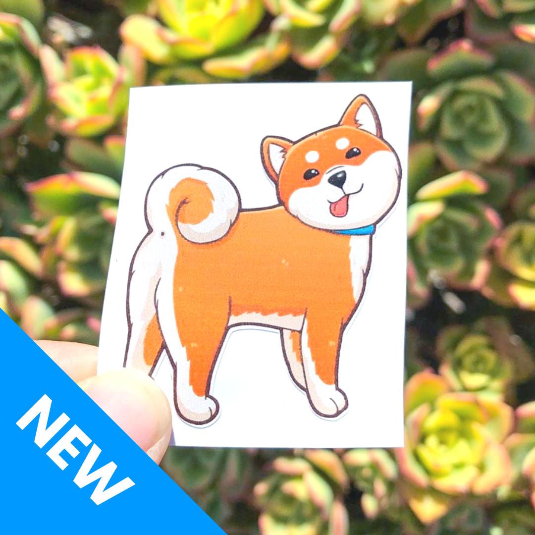 Shinobi Stickers