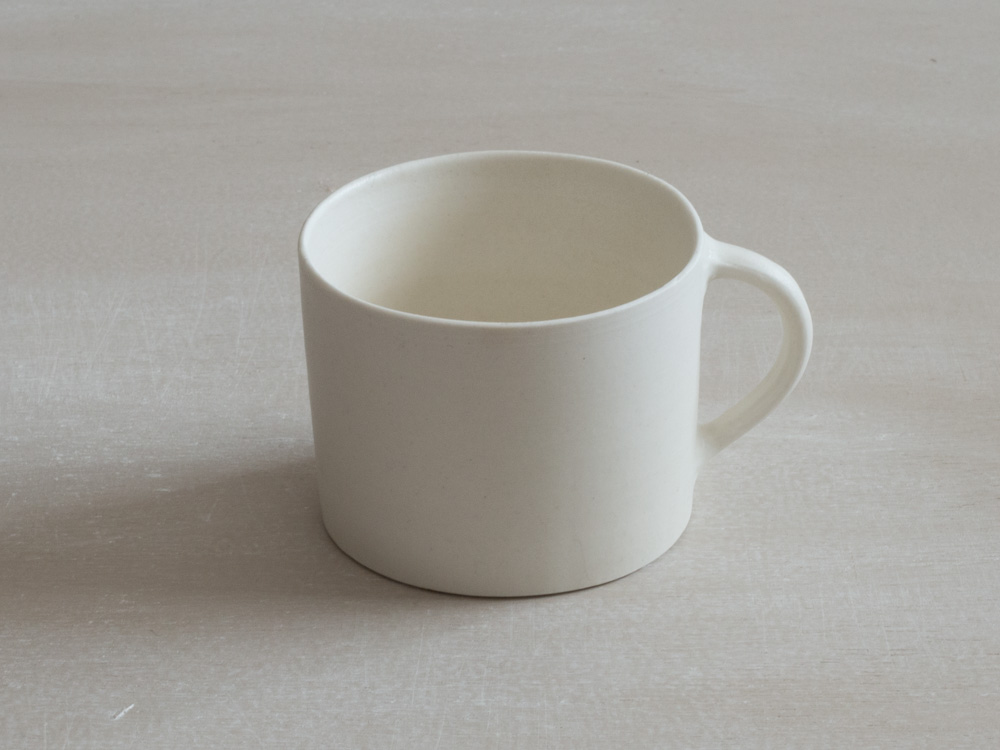 マグカップ・白 /M