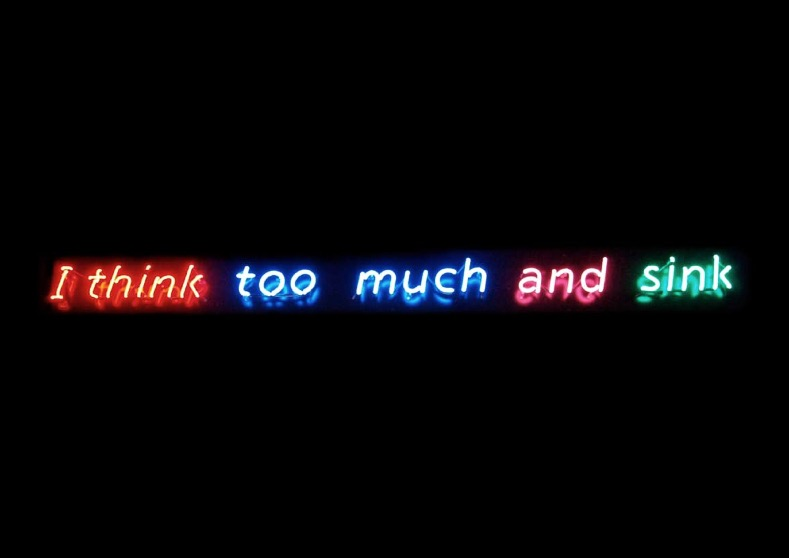 I Think Too Much and Sink