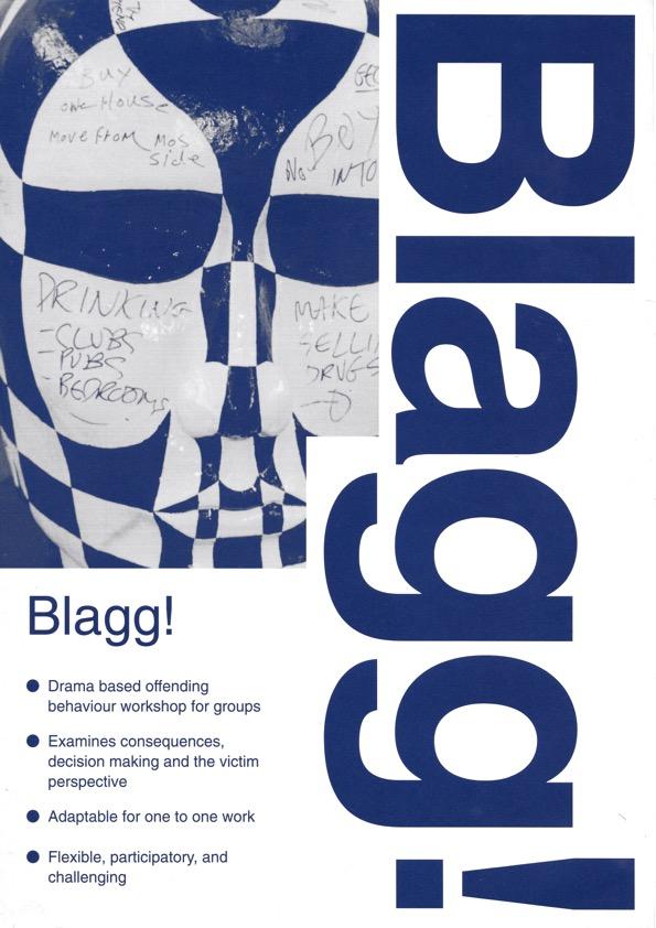 Promotional leaflet (1997)
