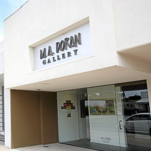 The M.A. Doran Gallery - Mary Ann Doran and Sheila Golden, Directors3509 South PeoriaTulsa, Oklahoma 74105(918)748-8700
