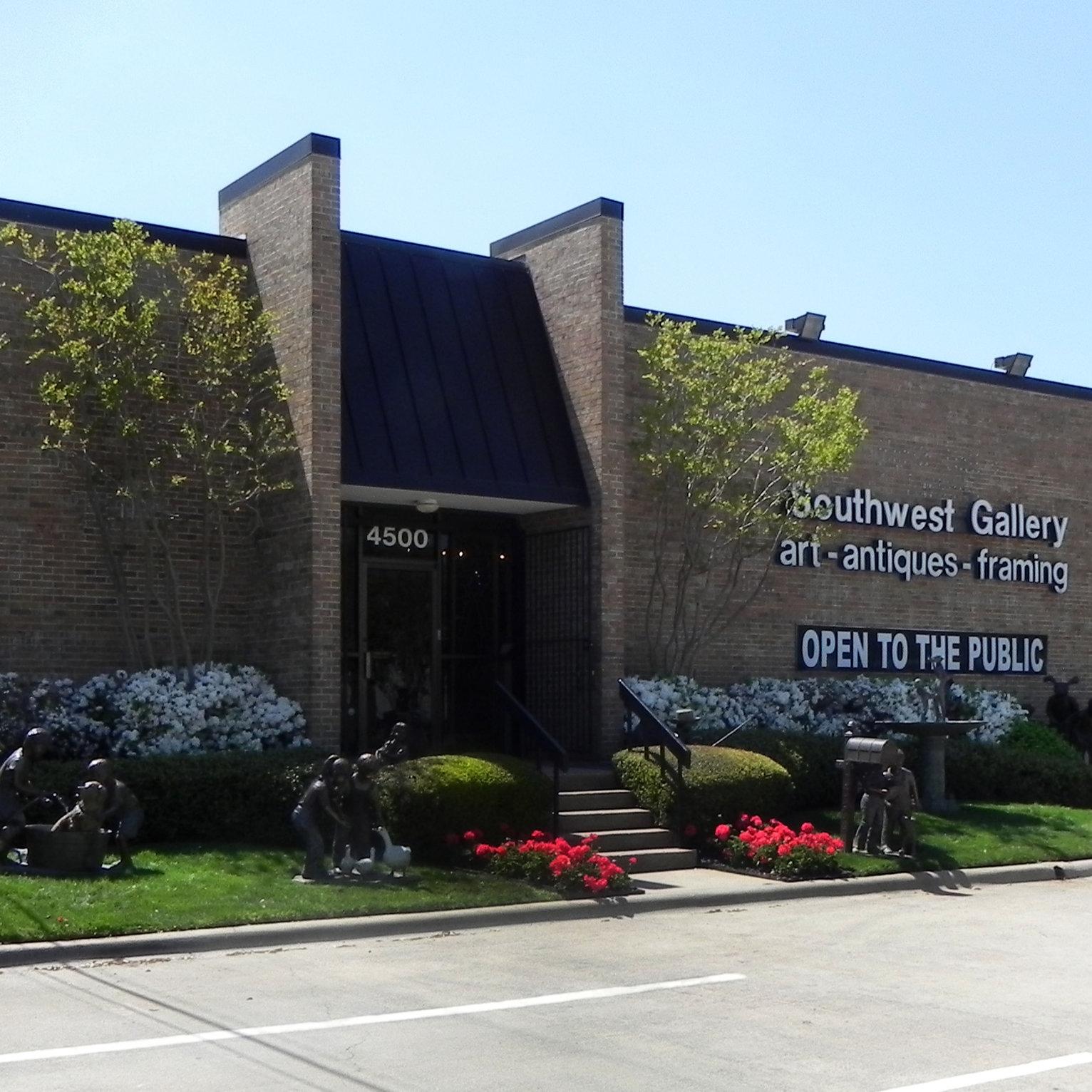 Southwest Gallery - 4500 Sigma RoadDallas, Texas 75244(800) 272-9910