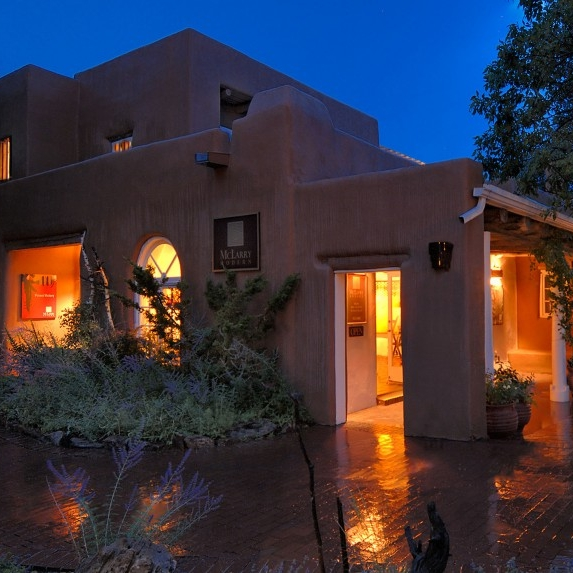 McLarry Modern Gallery - 225 Canyon RoadSanta Fe, New Mexico 87501(505) 983-8589