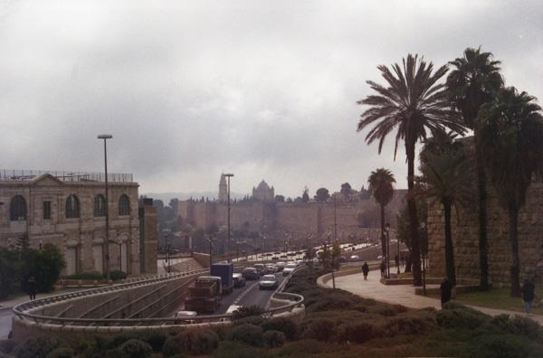 Jerusalem, 2012
