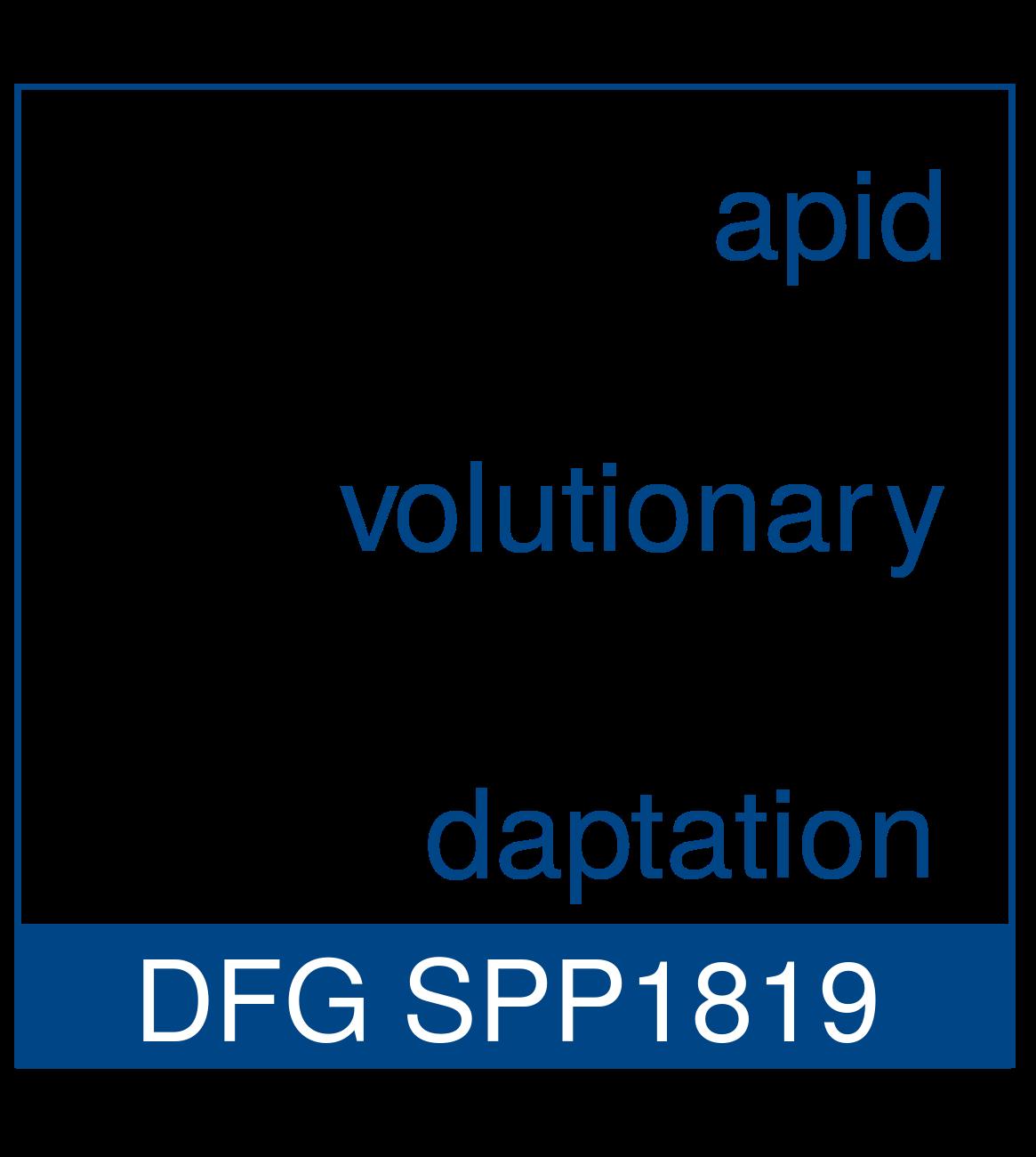 DFG SPP1819 - Rapid Evolutionary Adaptation.png