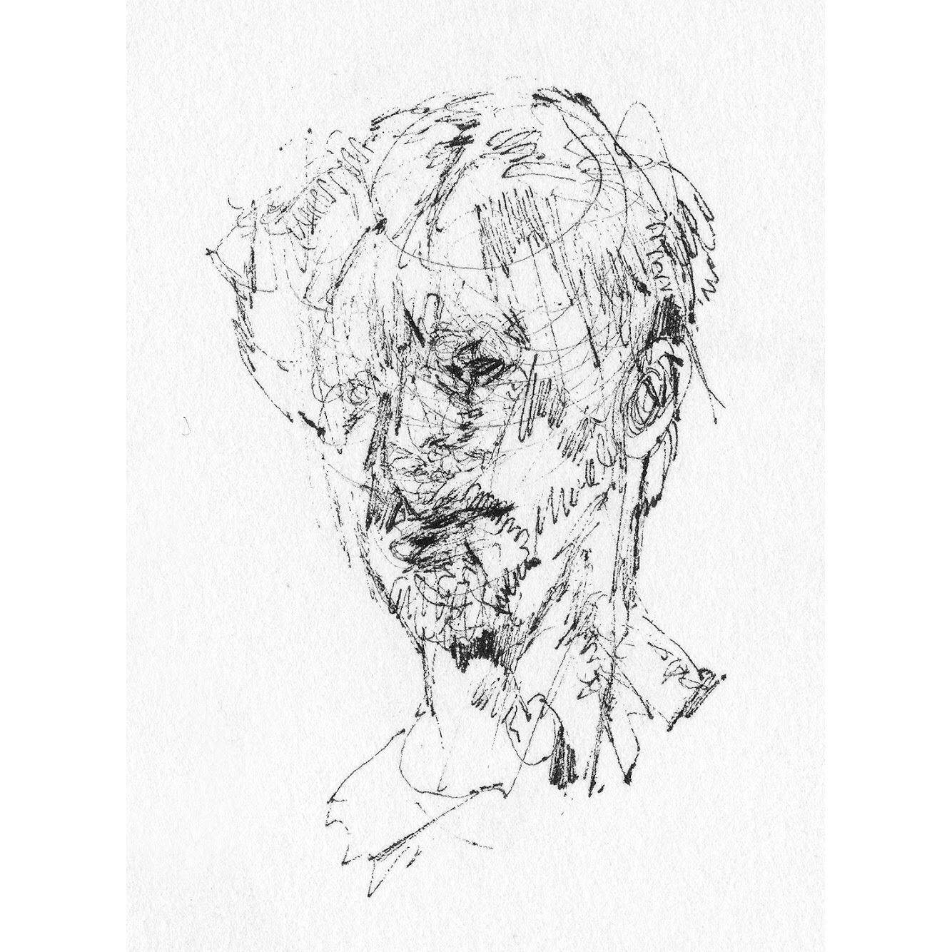 sketch by Jaeyeol Han