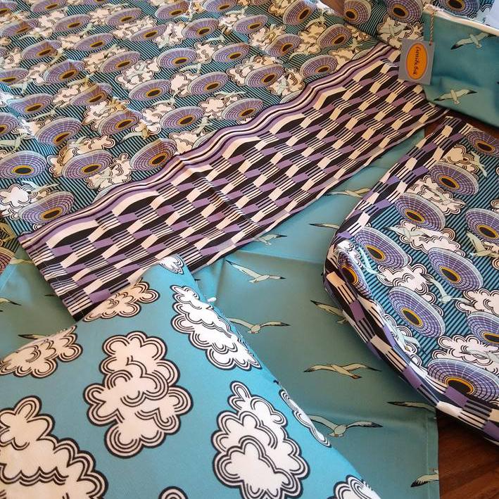 Bespoke textile-based products