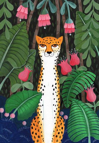 Cheetah copyright Bex Parkin