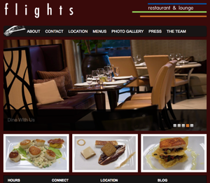 flights restaurant - Casual, local plates with an eclectic atmosphere