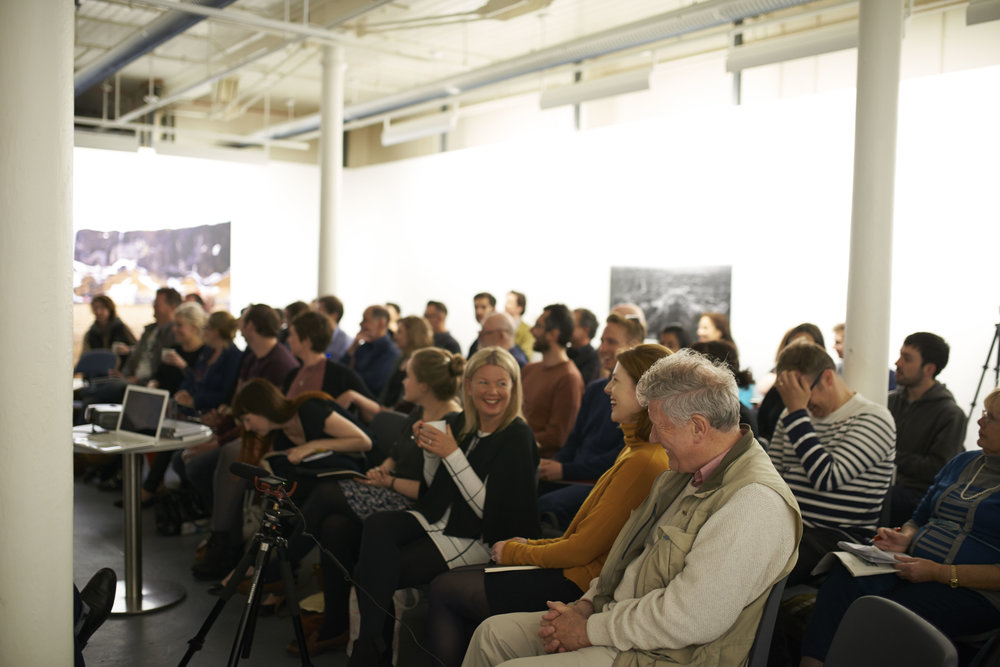 Belfast Photo Festival - Discussion