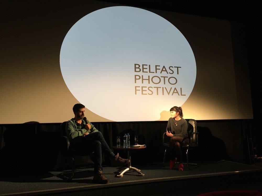 Belfast Photo Festival - Alec Soth