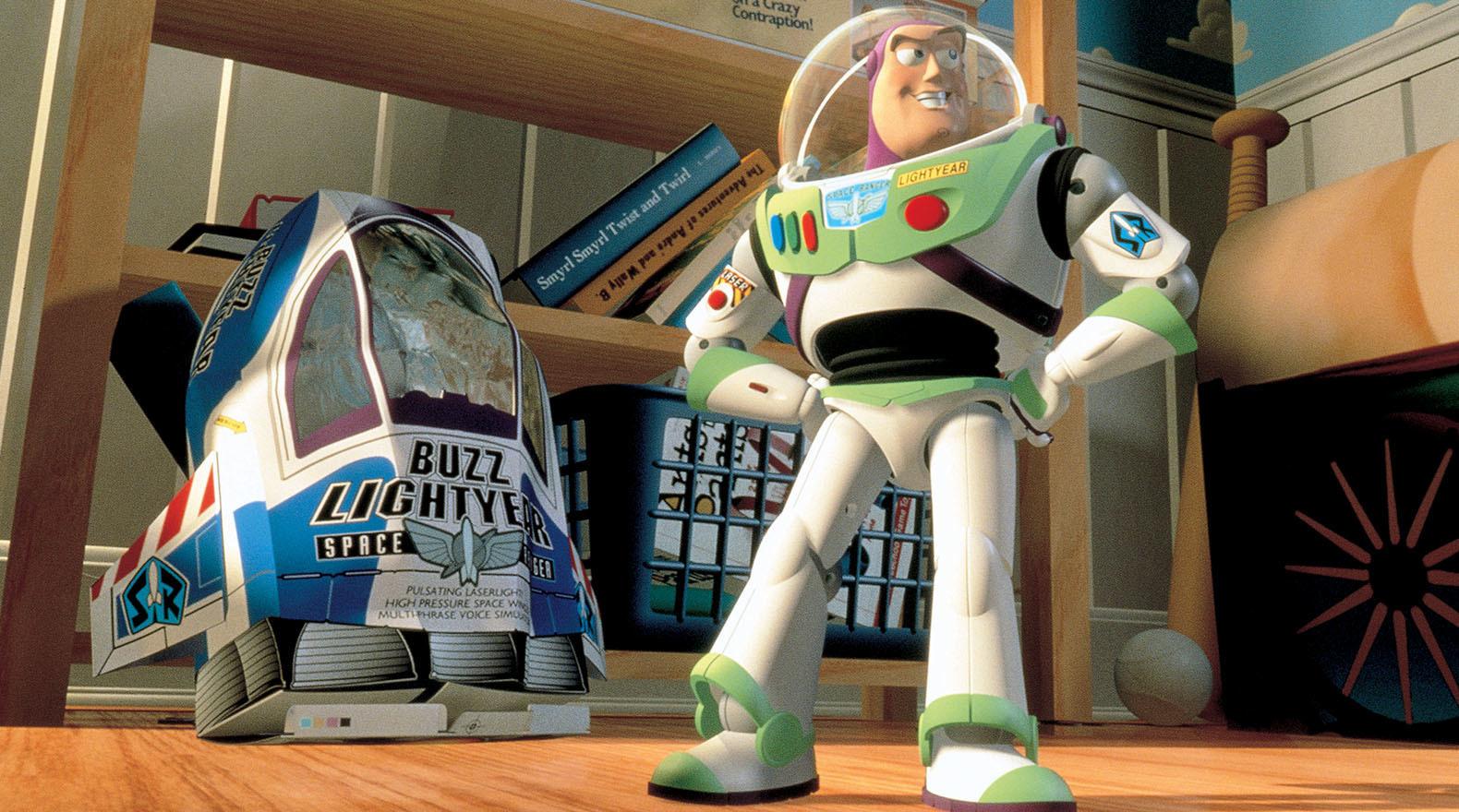 Screening: Toy Story, Saturday 9th June (Queen's Film Theatre)