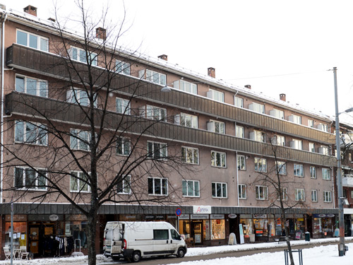 Arendalsgaten 12, Oslo