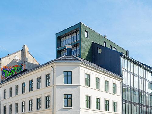 Helgesens gate 1, Oslo