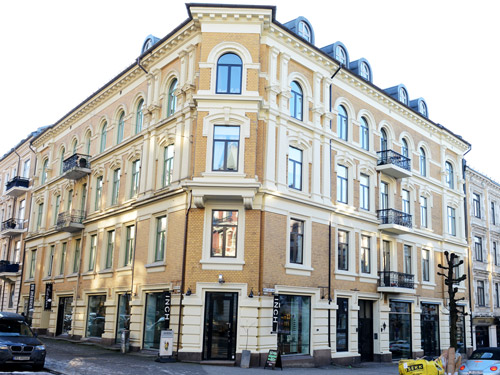 Niels Juels gate 31, Oslo